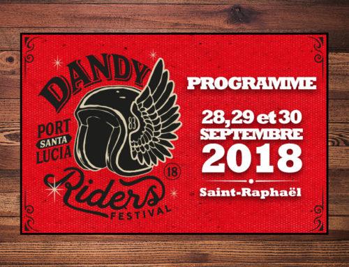 DRF 2018 Programme complet