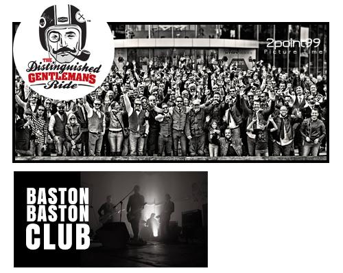 Dandy Riders Festival 2018, Distinguished Gentleman's Ride, Baston Baston Club