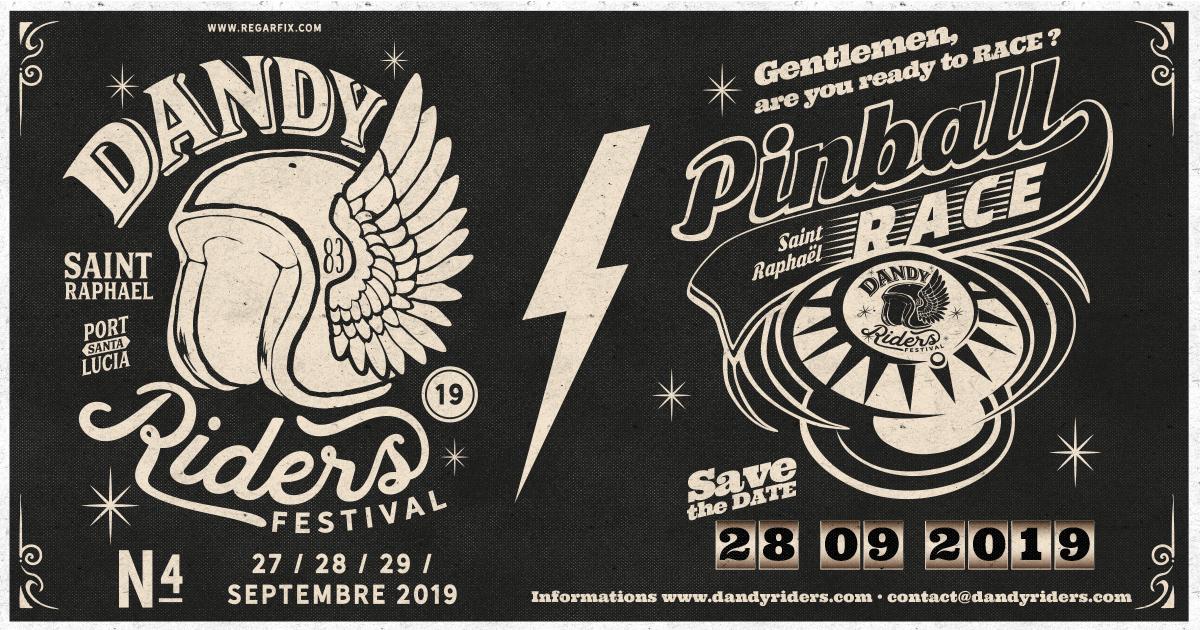Dandy Riders Festival - Pinball Race 2019
