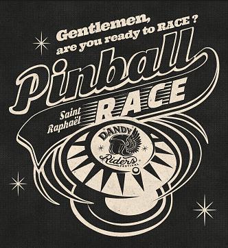 Dandy Riders Festival 2019-Pinball RACE