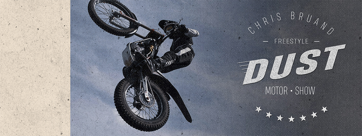 Freestyle DUST Motor-Show