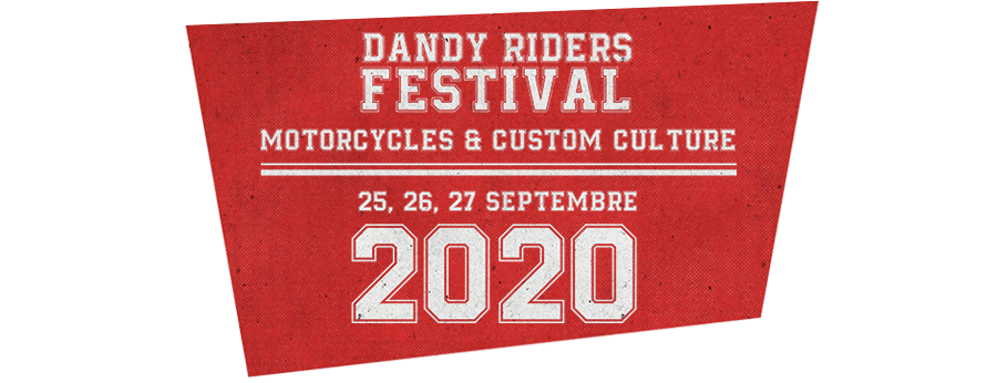 Dandy Riders Festival 2020 - Les informations utiles